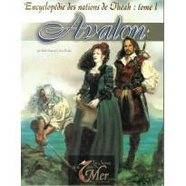Avalon (jdr Les Secrets de la 7ème Mer en VF) 001