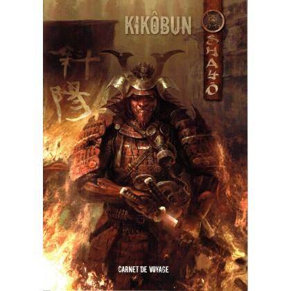Shayô - Kikôbun - Carnet de Voyage (jdr 7ème Cercle en VF) 002