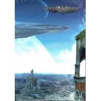 Fading Suns - Ecran du Joueur (jeu de rôle 3ème édition en VF)