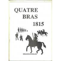 Quatre Bras 1815 (wargame Simulations Cornejo en VF) 002