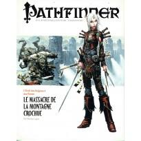 L'Eveil des Seigneurs des Runes 3 - Le Massacre de la Montagne Crochue (jdr Pathfinder en VF)