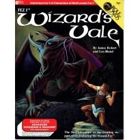 FEZ 1 Wizard's Vale (jdr Role Aids & AD&D en VO) 001