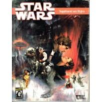 Supplément aux Règles (jdr Star Wars D6 de Jeux Descartes en VF) 007