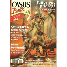 Casus Belli N° 104 (magazine de jeux de rôle)