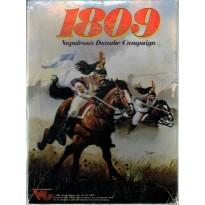 1809 - Napoleon's Danube Campaign (wargame Victory Games en VO)