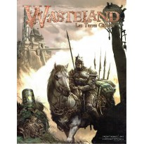 Wasteland Les Terres Gâchées - Le Jeu de Rôle (livre de base jdr en VF) 002