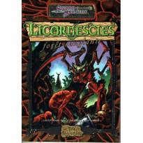 Licornescies - Forêt Sanglante (jeu de rôle Sword & Sorcery - Les Terres Balafrées en VF)