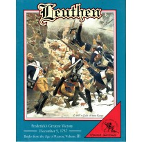 Leuthen - Frederick's Greatest Victory - December 5, 1757 (wargame Clash of Arms en VO) 001
