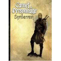 Symbaroum - Carnet du Personnage (jdr d'A.K.A. Games en VF)