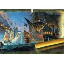 Les Secrets de la 7ème Mer - Ecran & livret de scénario (jdr Siroz en VF) 001