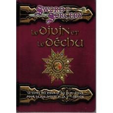 Les Terres Balafrées - Le Divin et Le Déchu (jdr Sword & Sorcery en VF)