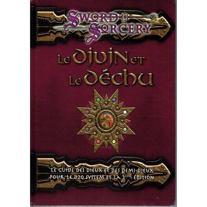 Les Terres Balafrées - Le Divin et Le Déchu (jdr Sword & Sorcery en VF) 006