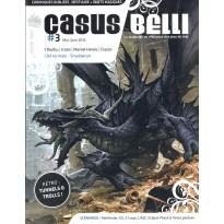 Casus Belli N° 3 (magazine de jeux de rôle - Editions BBE) 001