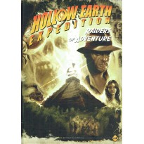 Raiders of Adventure (jdr Hollow Earth Expedition en VF)