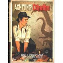 Guide de l'Investigateur pour la guerre secrète (jdr Achtung! Cthulhu en VF) 001