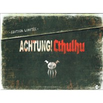 Achtung! Cthulhu - Edition limitée (coffret jdr en VF) 001
