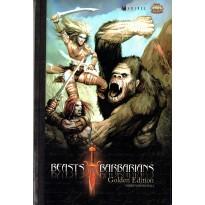 Beasts & Barbarians - Golden Edition (livre de base jdr Savage Worlds en VO) 001