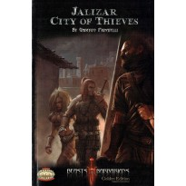 Jalizar - City of Thieves (jdr Beasts & Barbarians Savage Worlds en VO)