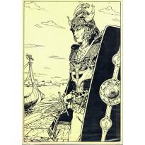 Légendes Celtiques - Ecran & fiches (jdr de Jeux Descartes en VF) 001