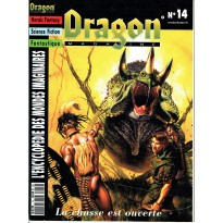 Dragon Magazine N° 14 (L'Encyclopédie des Mondes Imaginaires) 002