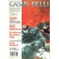 Casus Belli N° 74 (magazine de jeux de rôle) 005