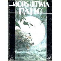 Mors Ultima Ratio - Extension N° 6 (jdr INS/MV 1ère édition en VF)