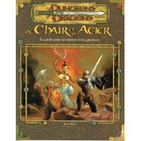De Chair et d'Acier - Le Guide pour les Moines et les Guerriers (jdr D&D 3.0 en VF) 006