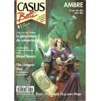 Casus Belli N° 81 (magazine de jeux de rôle) 007