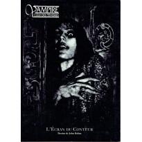 Vampire L'Age des Ténèbres - L'Ecran du Conteur & fiches de PJ (jdr en VF) 006