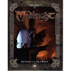 Midnight - Epic Fantasy in the Age of Shadow (livre de base jdr d20 System en VO)