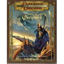 Atlas de Greyhawk - Living Greyhawk (jdr Dungeons & Dragons 3.0 en VF) 002