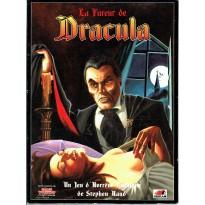 La Fureur de Dracula - Jeu d'Horreur gothique (jeu de stratégie Oriflam en VF) 002