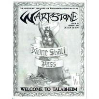 Warpstone N° 16 (magazine Warhammer Fantasy RolePlay en VO) 001