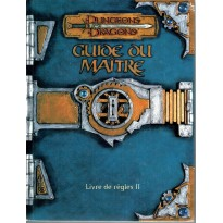 Guide du Maître - Livre de Règles II (jdr Dungeons & Dragons 3.0 en VF)