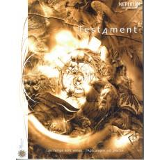 Testament (jdr Nephilim 2e édition en VF)