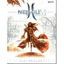 Le Livre des Joueurs (jdr Nephilim Révélation 3ème édition en VF) 003