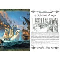 Les Secrets de la 7ème Mer - Ecran & livret de scénario (jdr Siroz en VF) 003