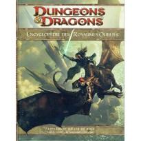Encyclopédie des Royaumes Oubliés (jdr Dungeons & Dragons 4 en VF) 007