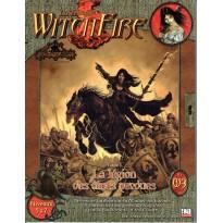 W3 La Trilogie Witchfire - Tome 3 La Légion des âmes perdues (jdr D&D 3 - d20 System en VF) 002