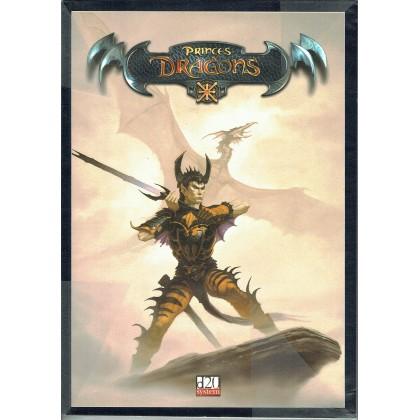 Princes Dragons (jeu de rôle d20 System d'Oriflam en VF) 004