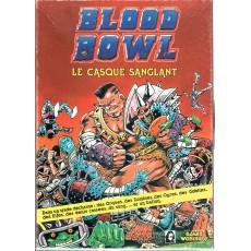 Blood Bowl - Le Casque Sanglant (jeu de stratégie Jeux Descartes en VF)