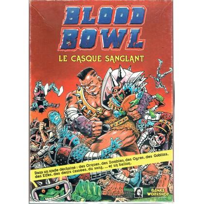 Blood Bowl - Le Casque Sanglant (jeu de stratégie Jeux Descartes en VF) 002