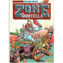Blood Bowl - Zone Mortelle (jeu de stratégie Jeux Descartes en VF) 001