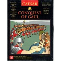 Caesar - Conquest of Gaul - Great Battles of History Volume VI (wargame GMT en VO) 002