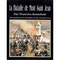 La Bataille de Mont Saint Jean - Volume No. VII (wargame Clash of Arms en VO) 001