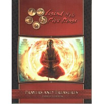 Prayers & Treasures (jdr Legend of the Five Rings 3rd edition en VO) 001