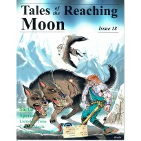 Tales of the Reaching Moon - Issue 18 (magazine jdr Runequest - Glorantha en VO) 002