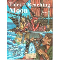 Tales of the Reaching Moon - Issue 17 (magazine jdr Runequest - Glorantha en VO) 001