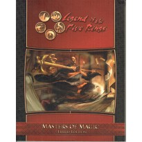Masters of Magic (jdr Legend of the Five Rings 3rd edition en VO) 001