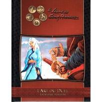 L'Art du Duel (jdr Le Livre des Cinq Anneaux Troisième édition en VF) 002